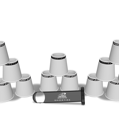 Shorties 15 set with Stem